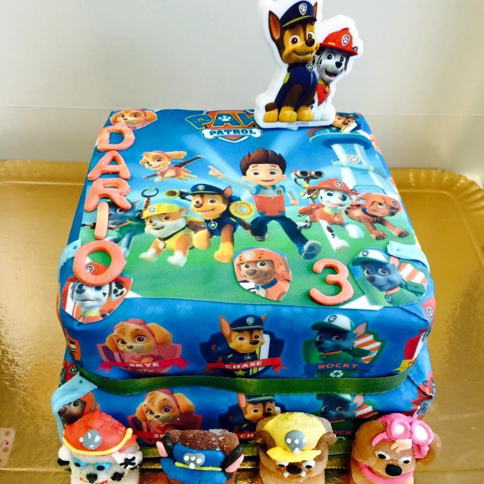Favori Gâteau Pat patrouille - Cake design, Pâte à sucre - Les Délices de  ZN12