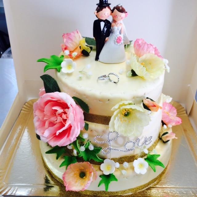 g 226 teau de mariage pi 232 ce mont 233 e cake design p 226 te 224 sucre les d 233 lices de